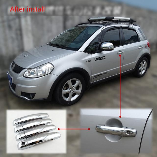 Sx4 Sedan 2007-2011 Car Door Cover For Suzuki Swift Car Accessories