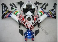 Motorcycle Racing fairing kit for CBR1000(06-07)