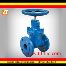gate valve stem cap