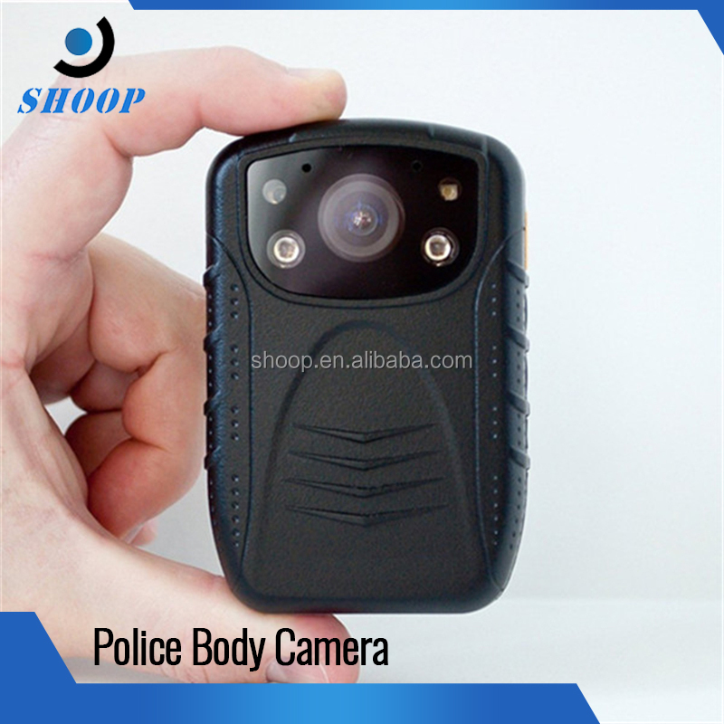 IP67 2 inch screen 1080p body worn camera shenzhen cnet network &amp with GPS