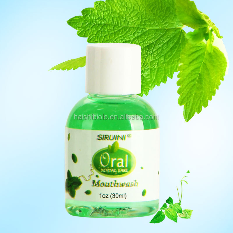 OEM Natual /Organic Protective Mouth Wash/Mouthwashing With The Most Competitive Price