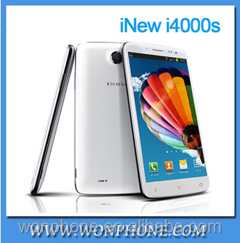 NEW iNew i4000s MTK6592 Octa Core 5.0'' 1920 x 1080p FHD Screen 13MP 2G RAM 16GB ROM Android 4.2 Mobile Phone GPS 3G GSM