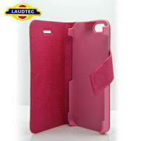 Book Stylish Leather Case for Apple IPhone 5S,For IPhone 5S Leather Case