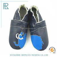 genuine leather baby kid shoes