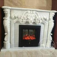 Antique European Style Fireplace Stove