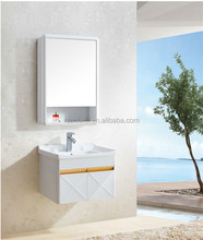 A-9181A Aolaisi Hot sell New arrival Wall Mounted dressing mirror bathroom Vanity multi purpose domestic bathroom cabinet