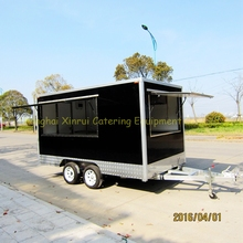 mobile bubble tea kiosk XR-FV390 A