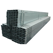 Hot new products for 2018 custom design gi rectangular pipe environmental protection rectangular tube