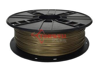 High quality 1.75 & 3mm Metal filament for FDM 3D printer Aluminum, Bronze & Copper