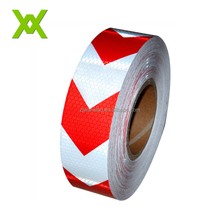 Wholesale Waterproof High Intensify Vehicle Sticker Adhesive 3M Reflective Tape for Roadway Safety
