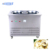 NEWEEK for small business frying ice cream pan frozen yogurt machine
