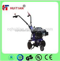Cheap Price 5.5HP HT400A Mini Gasoline Tractor Hoe for Garden