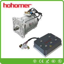4KW 48V 60V 72V Strong power and torque AC motor and controller