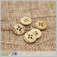 Chinese top 10 brands wood shirt buttons