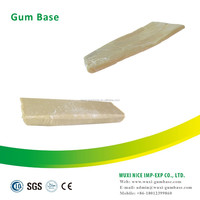 Cheaper price chewing gum base pellets
