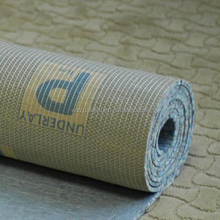 Waterproof Sponge Anti Slip Carpet Underlay For Hotel /Office