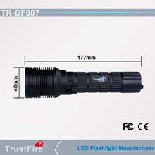 2015 Wholesale Magnetic Small Cree Xml t6 Led Diving Flashlight