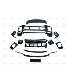 high quality pp material body kit for porsche cayenne