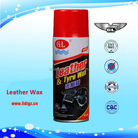 Car care products auto silicone dashboard polish spray
