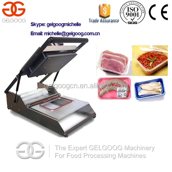 Hot Selling Manual Tray Sealing Machine/Tray Sealer