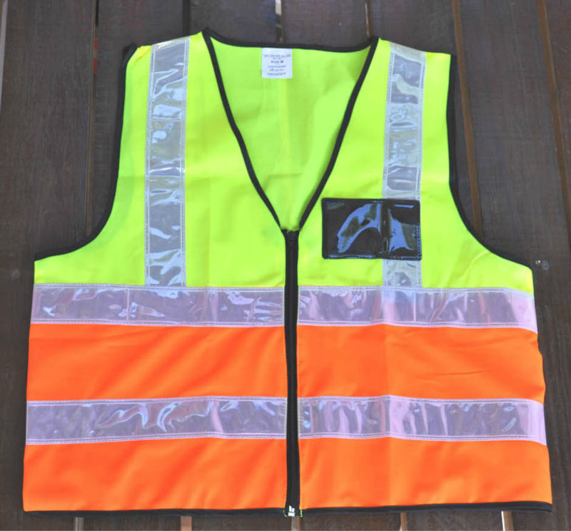 2-Tone Reflective Safety Vest