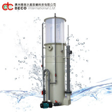 Indoor fish farm protein skimmer 100tons per hour