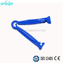 Disposable Plastic Medical sterile gynecology umbilical cord clamp