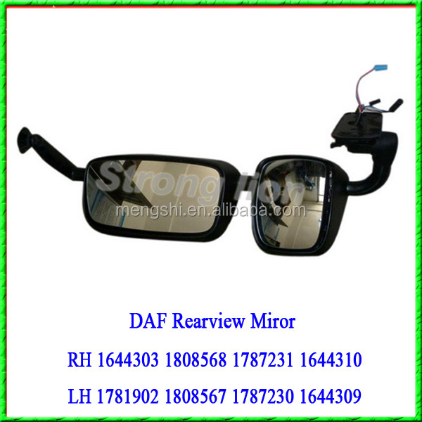 Excellent Quality Auto Body Parts Commercial Truck Mirrors suitable for Rearview Mirror