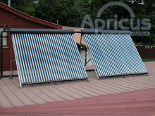wholesale heat pipe solar collector for home water heater insolation