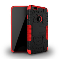 High Quality Robot Combo Case For Iphone 6 Heavy Duty Hybrid Case