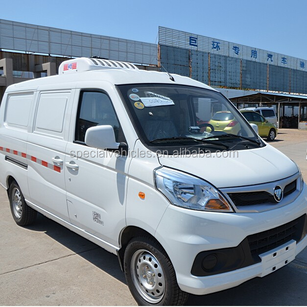 Medicine and Vaccine Transportation Mini Refrigerated van for sale