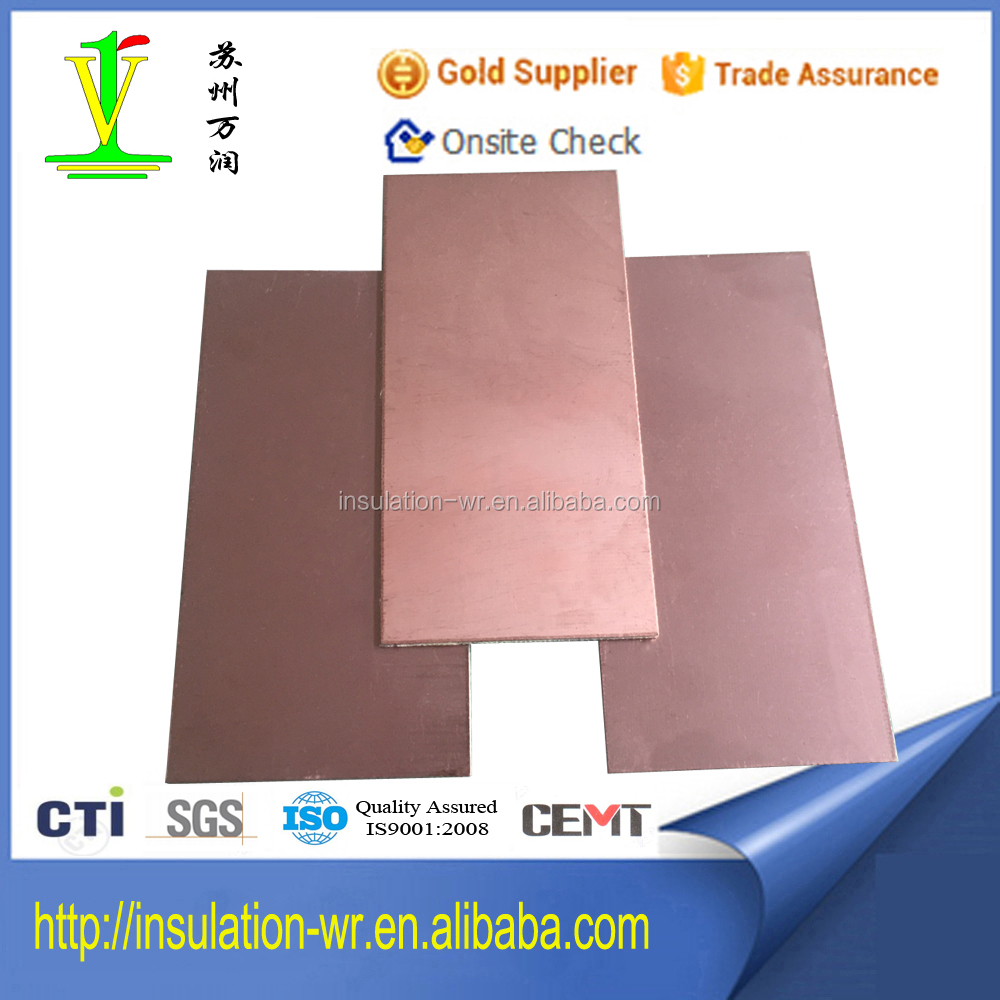 Double Sided Copper-clad Plate High CTI Copper Clad Laminate Sheet/ccl For PCB