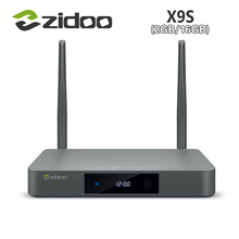 Android 6.0 2G/16G 802.11ac WIFI Realtek RTD1295 ZIDOO X9S TV BOX