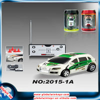2015-1a hot sell professional wl toys pvc coke can pack mini 1:63 rc toys car