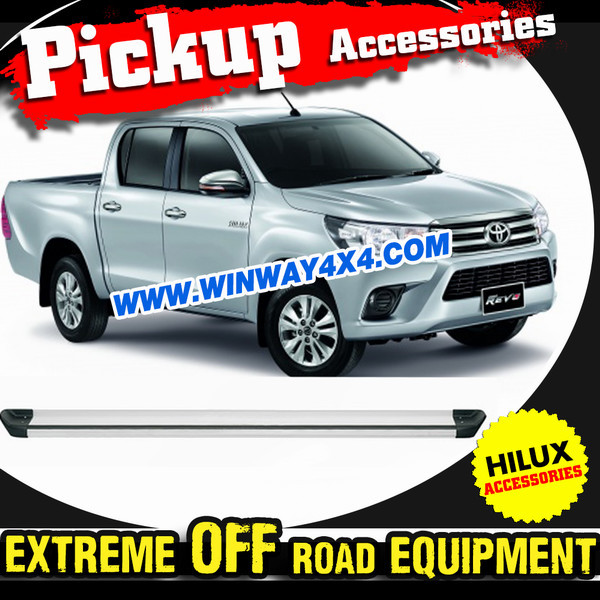 2015 LASTEST HILUX REVO GRILLE GUARD WITH SKID PLATE