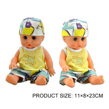 Cute toy 13 inch gril doll baby doll