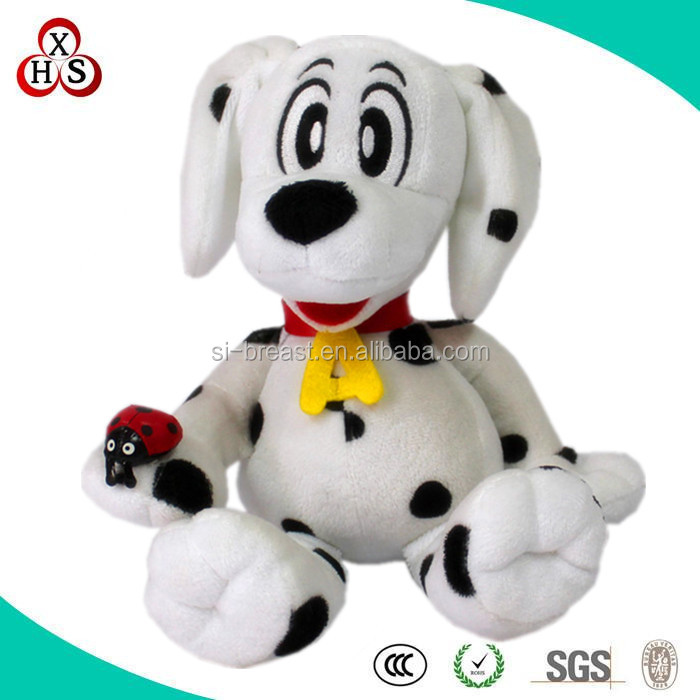 2015 Custom Cute Cheap Realistic Plush Toy Dog