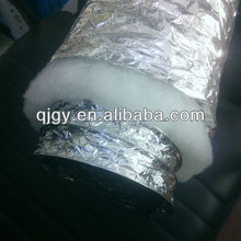 High Heat Oven Insulation Flexible Aluminum Foil Air Duct/Tube