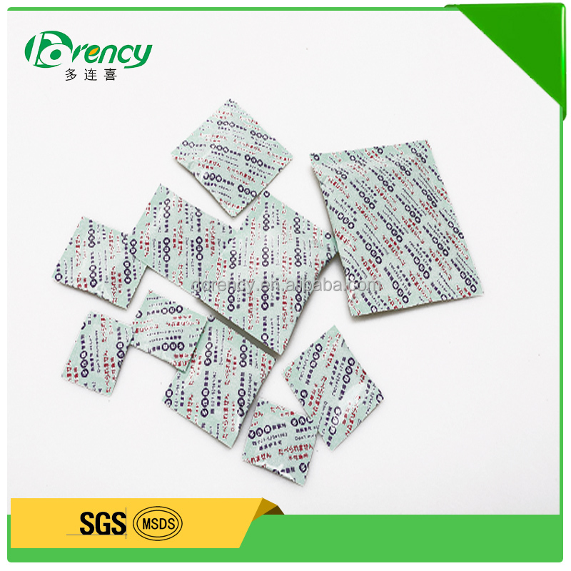 MSDS Oxygen absorbers oxygen scavengers for herbs and spices
