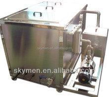 SKYMEN stainless steel sonicator bath with heating cleaning machine remove oil grease
