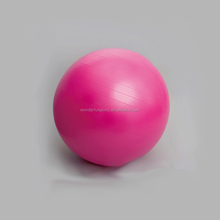 Sports thick pvc exercise ball anti-burst gym ball inflatable fitness yoga ball free of 6p