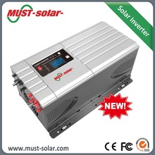 Combined with PWM Charger Pure Sine Wave Solar Power 24v 220v Inverter 5000w