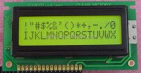 16 characters 2 lines lcd module Made in China @ Earliest Manufactory