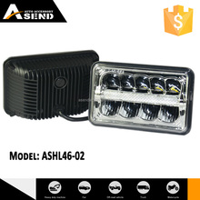 24w 20w high low beam h4 plug car led work light