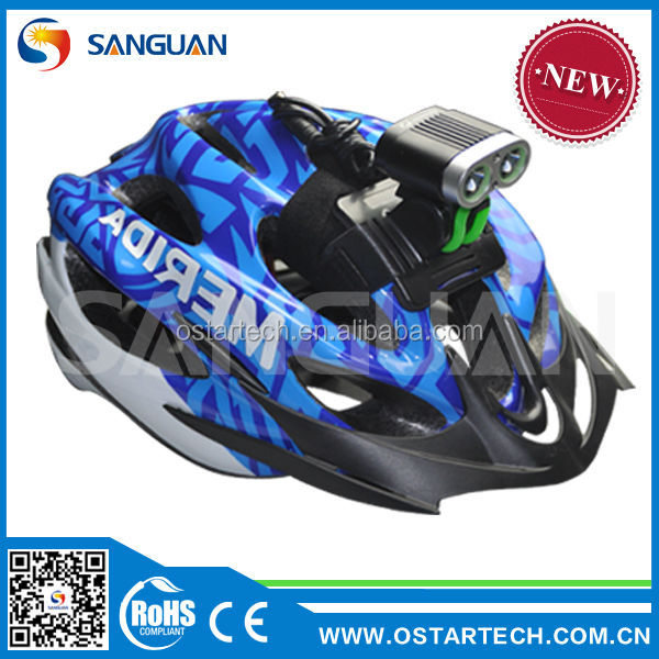 High lamp titanium road bike frame dirt bike head lamp