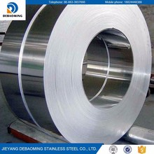Magnetic professional cold rolled 430 stainless steel banding strip