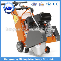 Road Cutting Machine with Gasoline Engine(CE),Concrete Cutter,Concrete Floor Saw