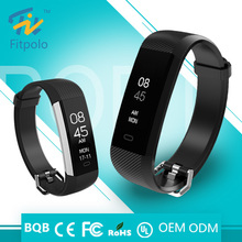 Sport and fitness bracelet sleep/pedometer/ smart bracelet ble pedometer