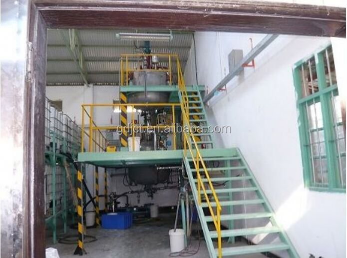China supplier ss304 urethane alkyd equipment for sale