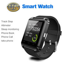 bluetooth fashion smart watch phone gsm mobile phone